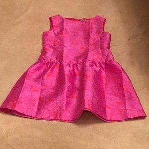 Brand new J crew girl's holiday dress sz 12